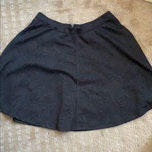 Dresses & Skirts - Circle Skirt w/ Paisley Pattern